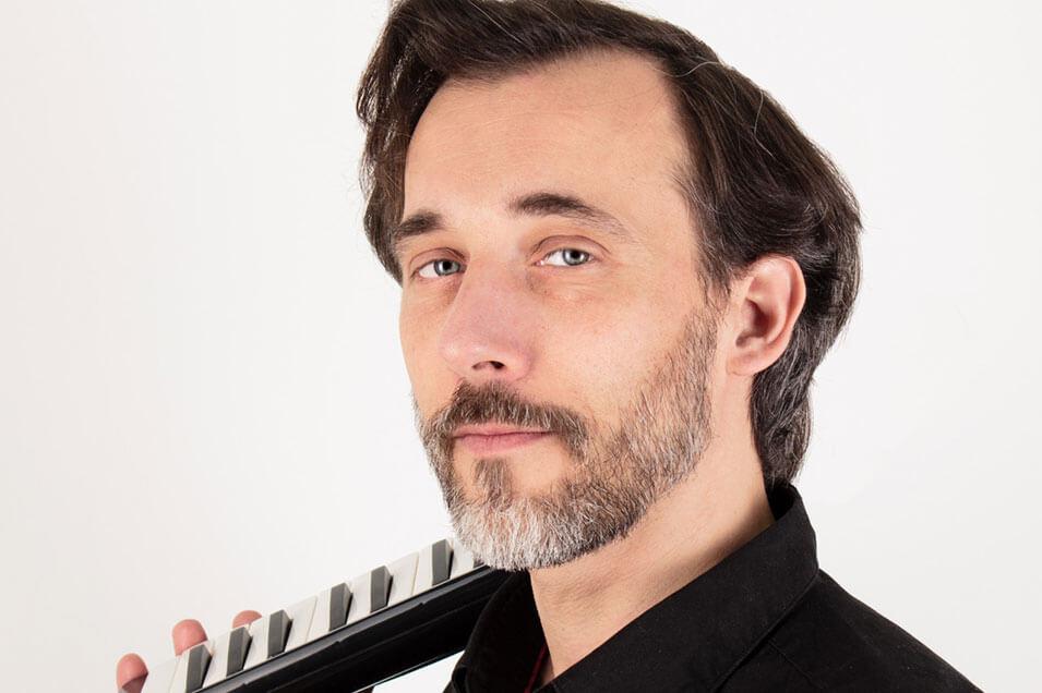 Komponist, Produzent und Sounddesigner Friedemann von Rechenberg