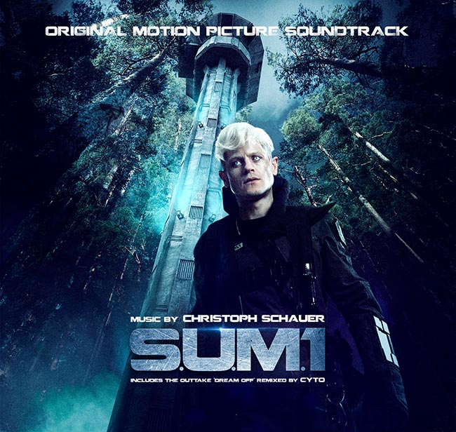 SUM1 Original Soundtrack Cover